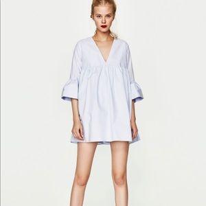 Zara jumpsuit dress size m NWT